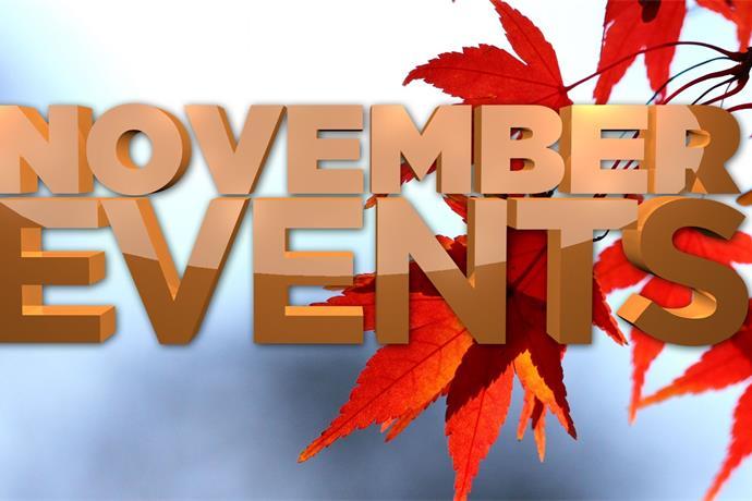 What's Happening November 3-4_-654349784770985728