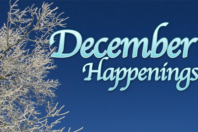 What's Happening December 22 and 23, 2012_323316165731369502