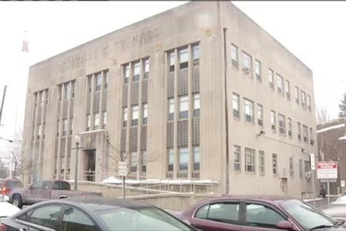 Pottsville City Hall_-5341762915823433658