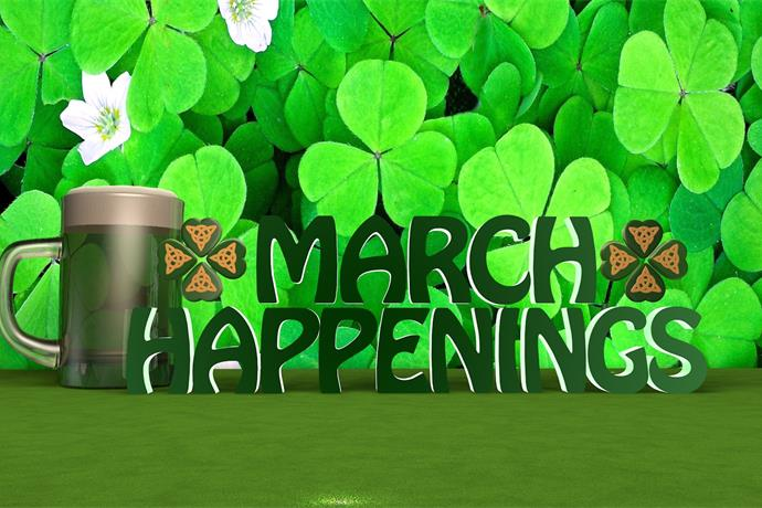What's Happening March 2-3, 2013 Edition _3761791406406320760