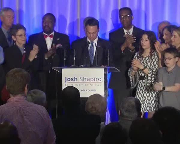 Josh Shapiro  Wins PA Primary_20160427040703