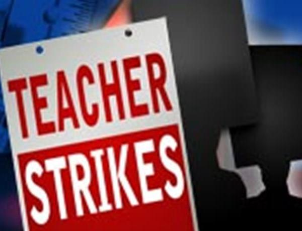 Northwest Area Teachers Strike Ends After 1 Day_6241995979798498145