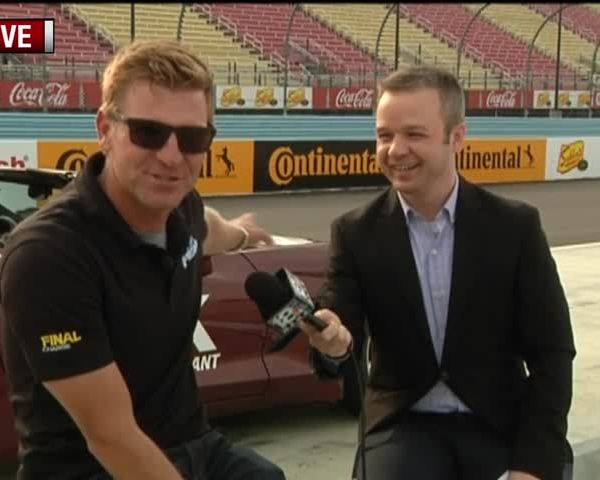 18 Sports LIVE with NASCAR Driver Clint Bowyer_72807326-159532-118809198