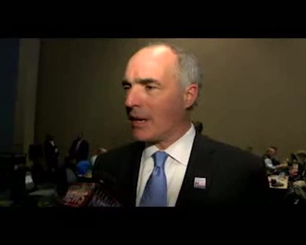 Senator Bob Casey Unite the Party_24852302-159532