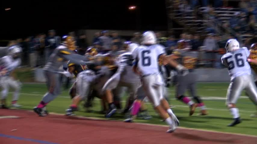 FRIDAY NIGHT SPORTS SHOW: WEEK 8 PART 1