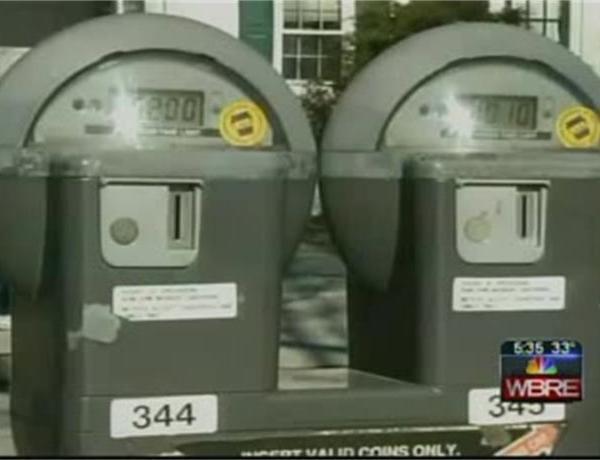 Scranton's Mayor Proposes Selling Parking Meters_-4381155531730894103