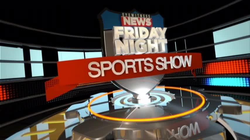 Friday Night Sports Show Nov. 11, 2016  Seg One
