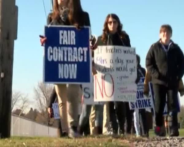Dallas Teacher Strike Over Classes Resume_79666234