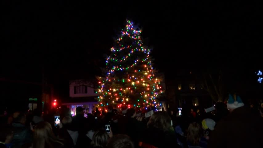 Pittston City Christmas Tree Lighting 2021 In Case You Missed It West Pittston Tree Lighting But Where Are The Lights
