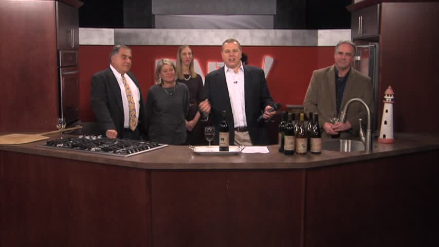 PA Live: In the Kitchen- RHYTHM & WINE EVENT- January 10, 20