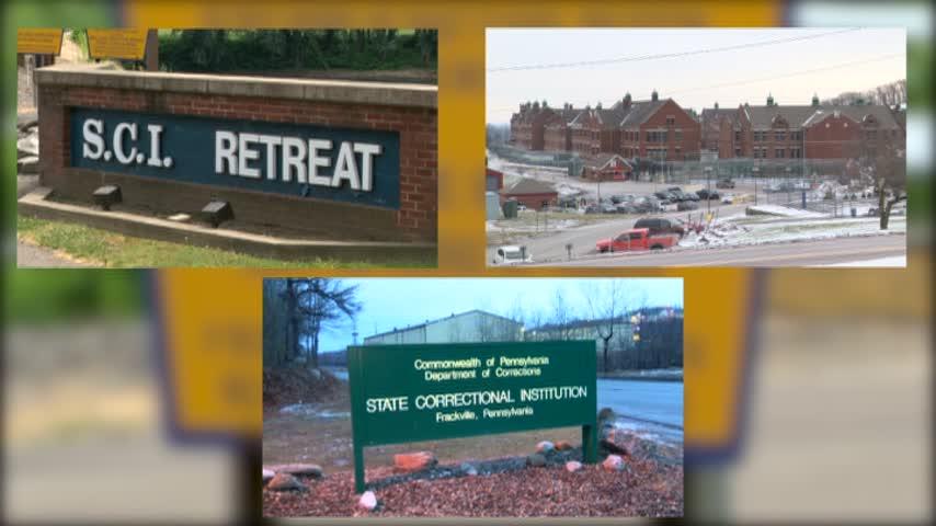 Prison DecisionSCI Waymart SCI Retreat SCI Frackville Spared_71333887