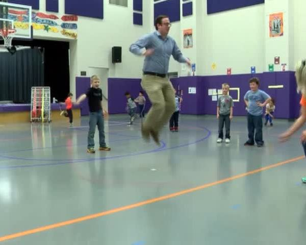 Jump Rope for heart_54370101