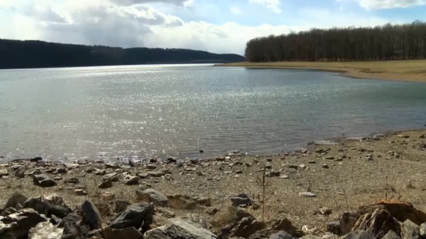 Beltzville Reservoir -No Longer Under Drought Watch_42538551