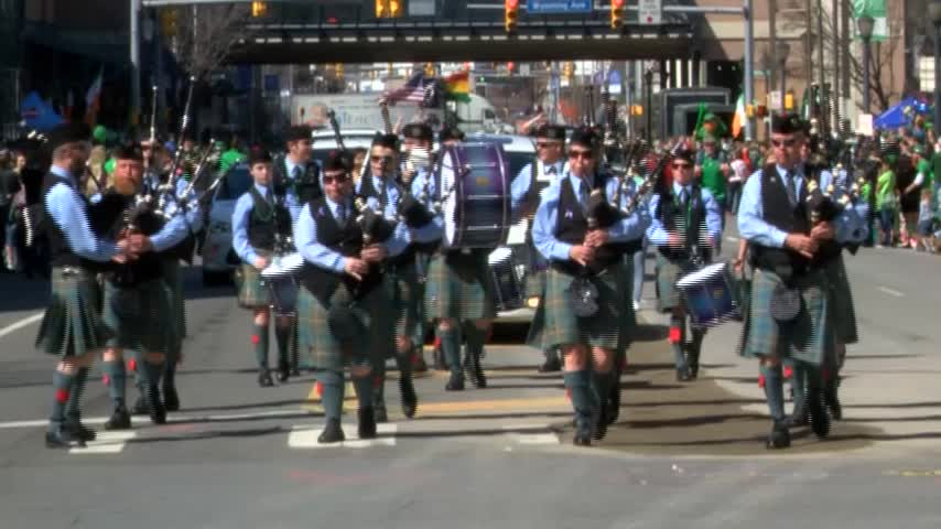 PA Live: THE ANNUAL ST. PATRICK'S PARADE- March 10, 2017