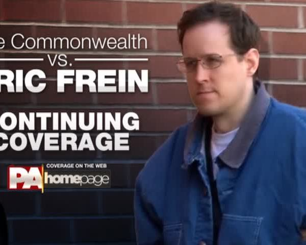 Commonwealth Vs Eric Frein - Life or Death_74272223