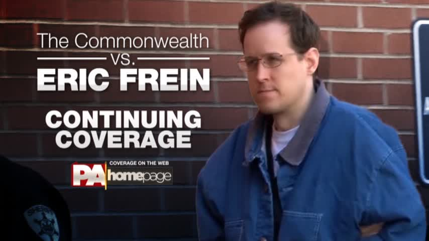 Frein Trial Day 8 More Expert Witnesses_98078012