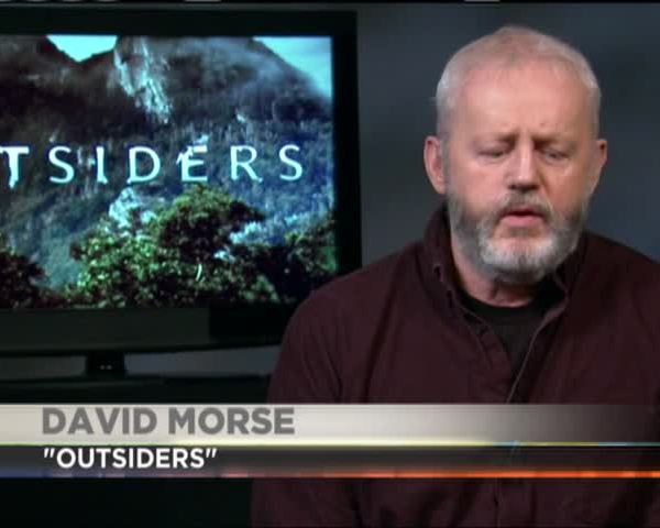 "PA LIVE: DAVID MORSE- ""OUTSIDERS""- APRIL 3, 2017"