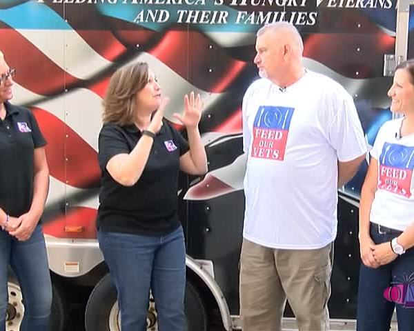 The DeClutter Coach visits Feed Out Vets