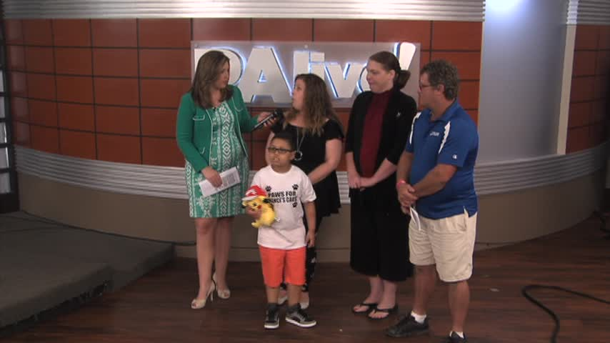 PA Live: Paws for Chances June 21, 2017