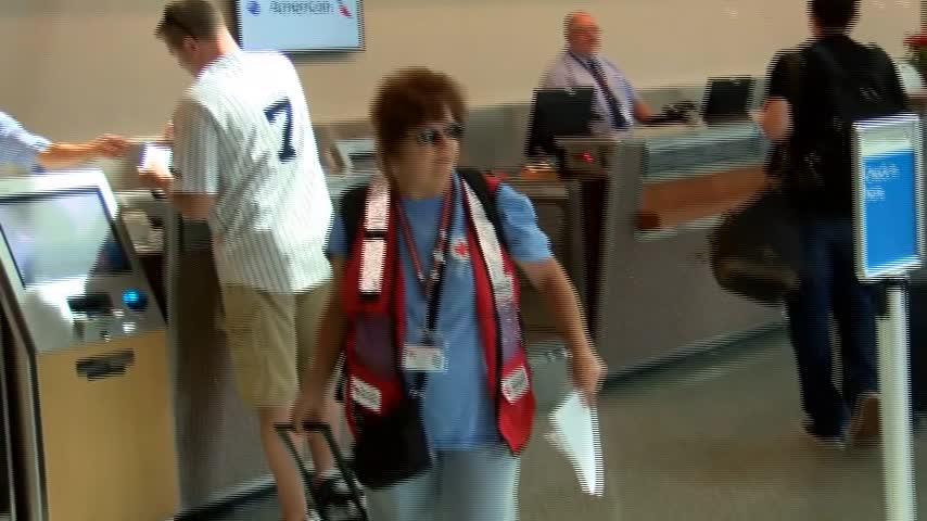 Red Cross Vol/Harvey 5:30 pm