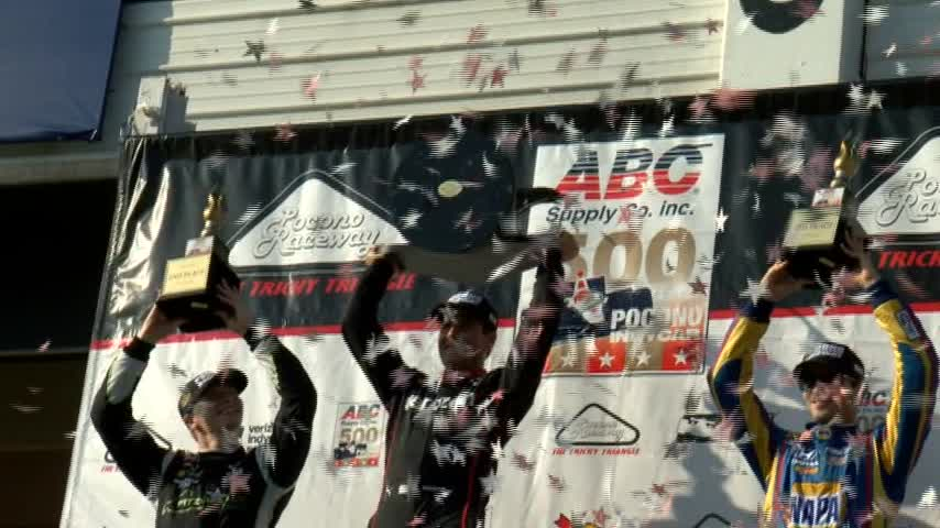 Will Power Wins ABC Supply 500_57189092