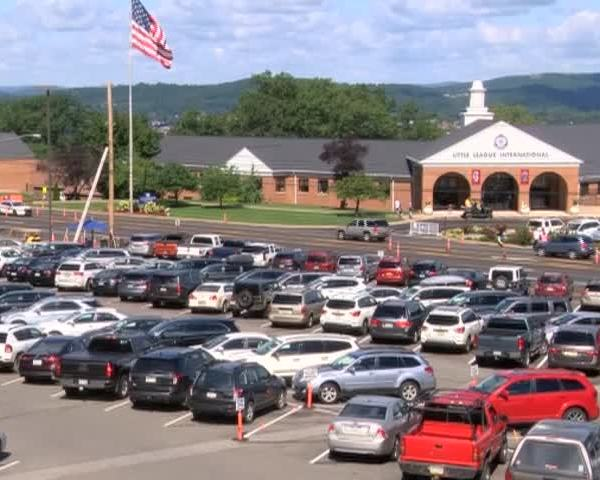 LLWS Parking Donations 5 pm