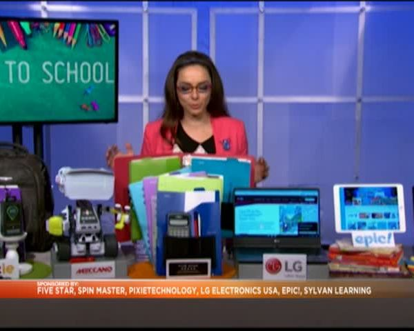 PA Live: Katie Linendoll (Best of Back to School) August 11,