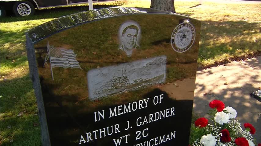 Arthur Gardener Honored_21413077