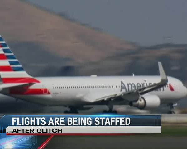 American Airlines Finds Pilots
