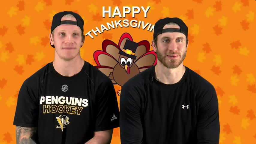 WBS PENGUINS THANKSGIVING