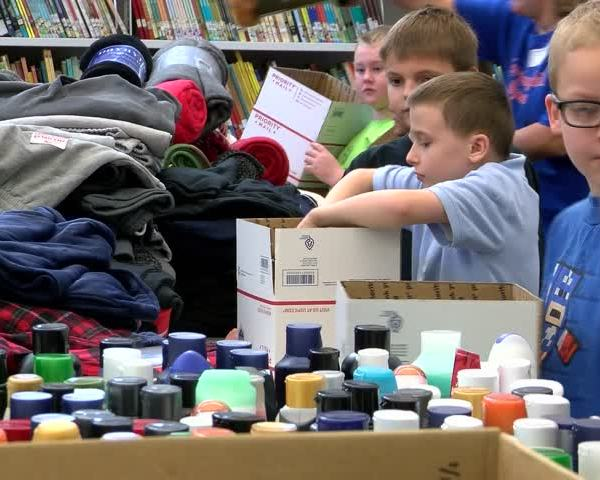 North Schuylkill Elementary School Care Packages 5:30 pm