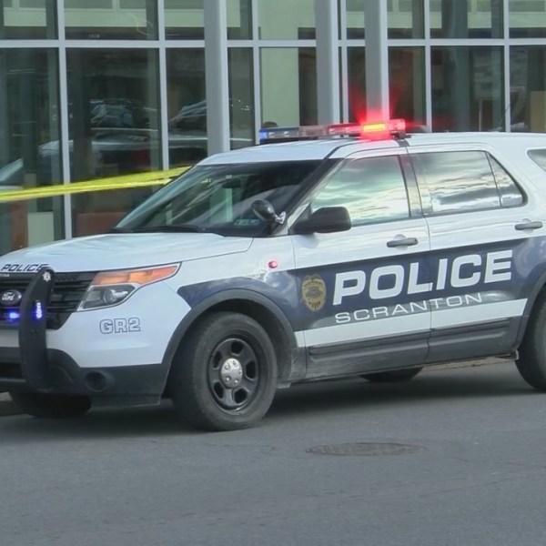 Scranton Bank Robbery Noon