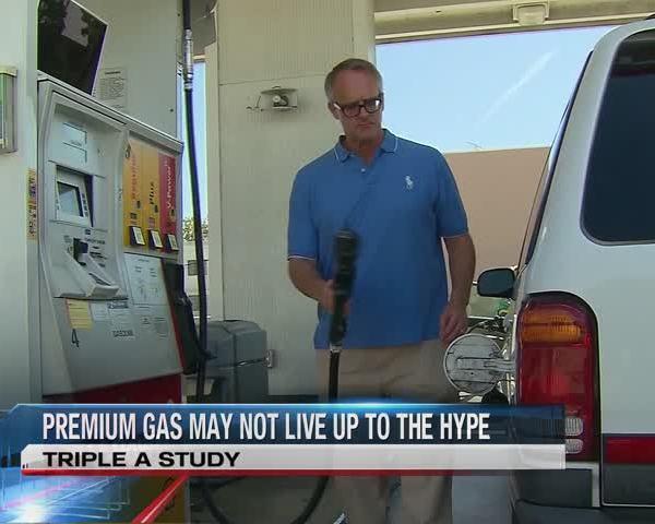 Premium Gas Not Worth Price