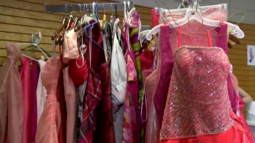 Dresses Stored In Trailer Cinderella S Closet Looking For Help