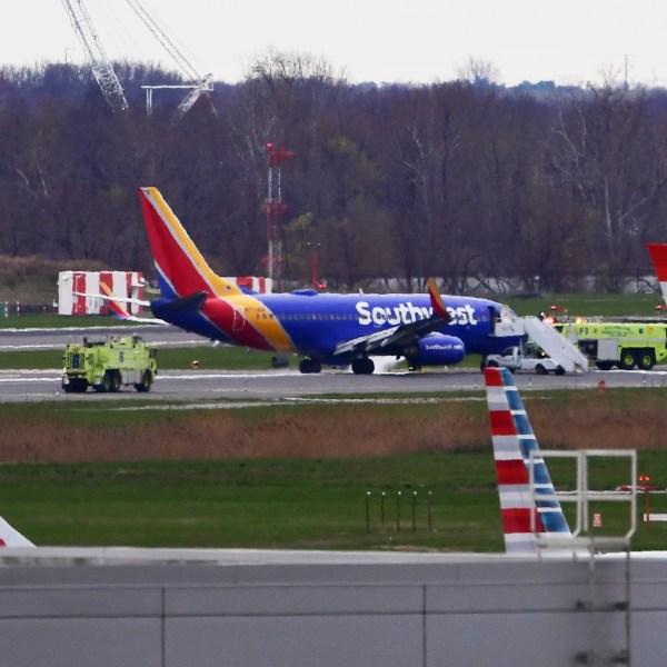 Southwest Airlines Emergency Landing_1523994799142