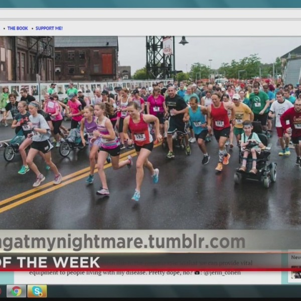 PA Live: Blog of The Week (Laughing at My Nightmare) May 15, 2018