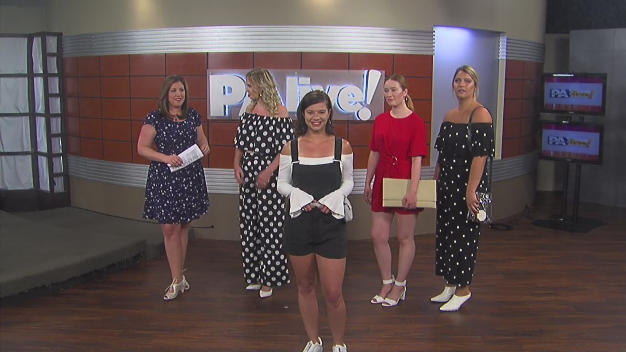 PA Live: Personal Stylist Elizabeth Jones (90's Trend) June 6, 2018
