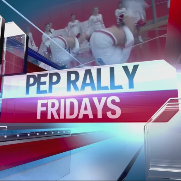 Pep Rally Friday - Tamaqua High School