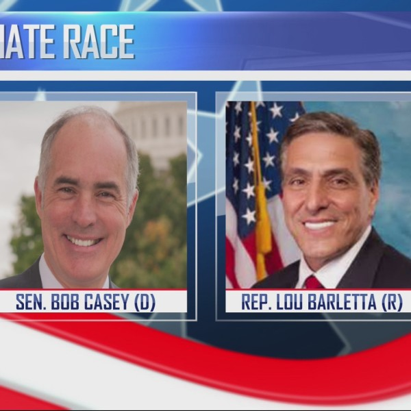 US Senate Race Heats up