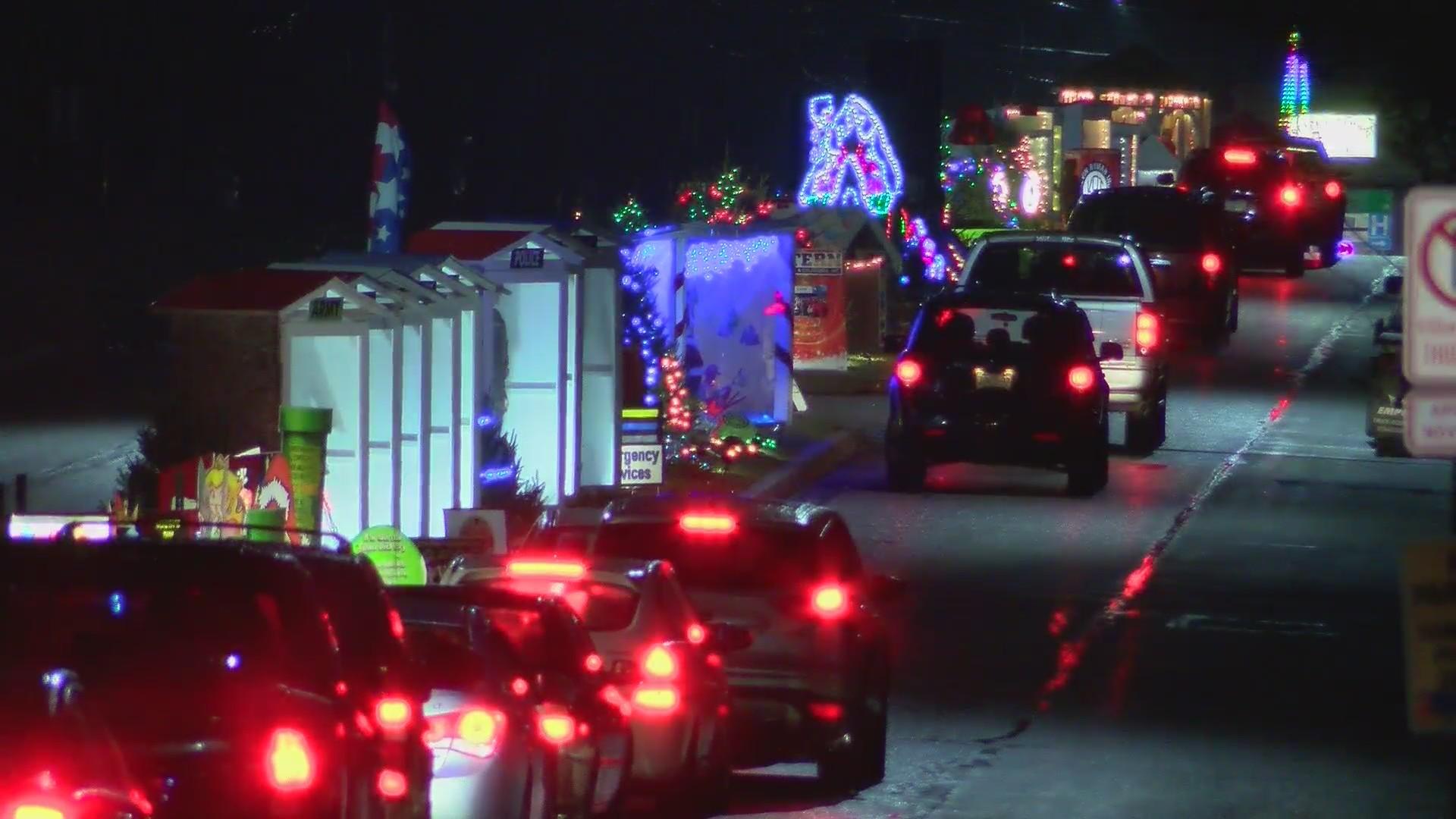 Berwick Christmas Lights 2020 Berwick Christmas Boulevard Opens