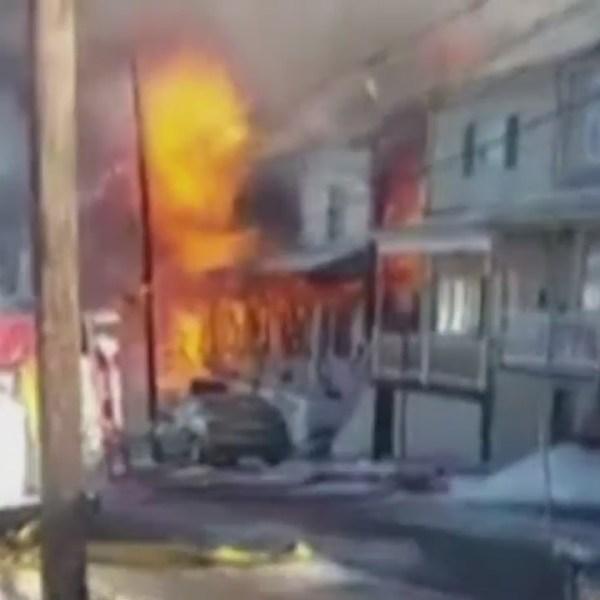 Fire Danger of row homes