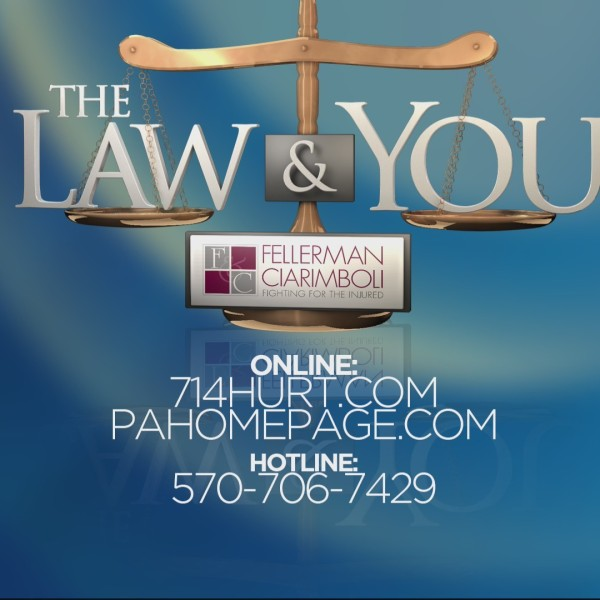 Law and You March 18, 2019