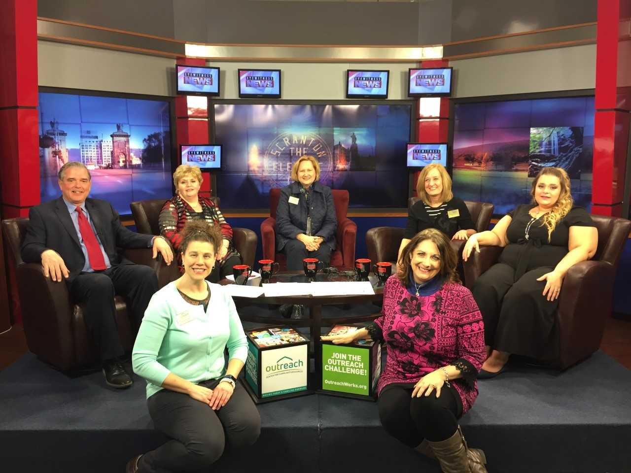 Newsmakers to Feature: Outreach Center for Community