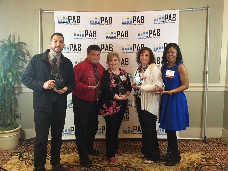 Eyewitness News takes home 3 PAB Awards