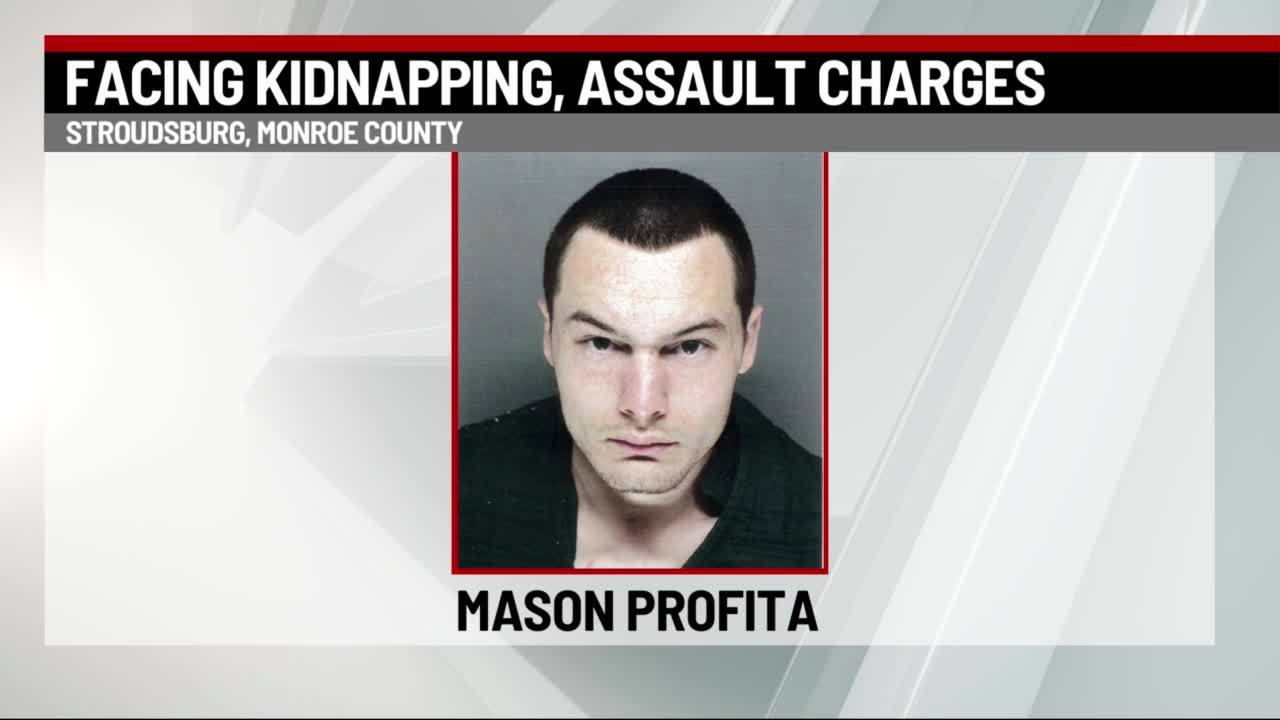 Monroe County Facing Kidnapping Assault Charges