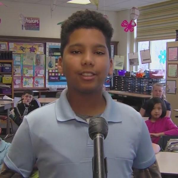 Stefano at School May 27, 2019