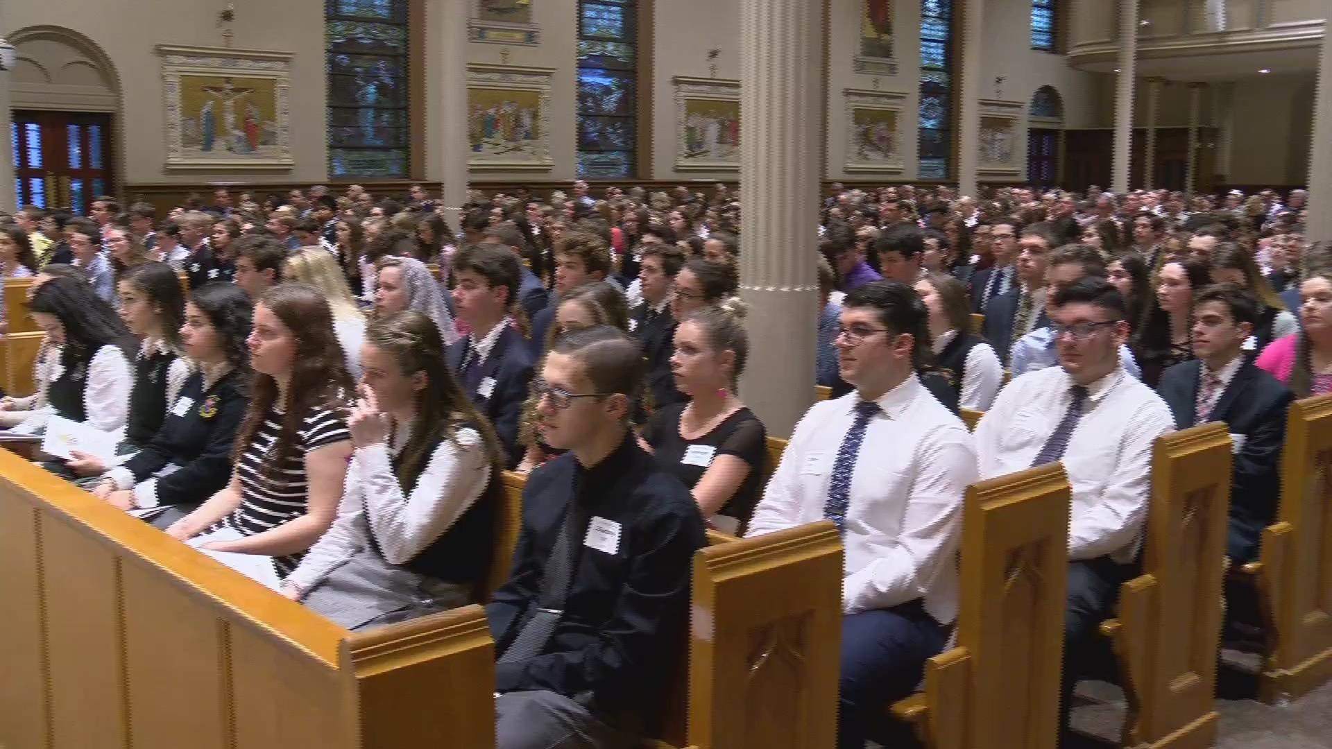 bishop youth awards