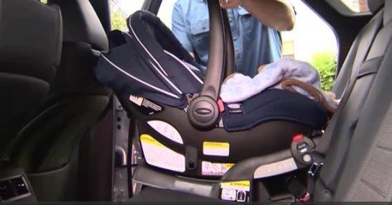 Terrific Car Seat Safety Theyellowbook Wood Chair Design Ideas Theyellowbookinfo