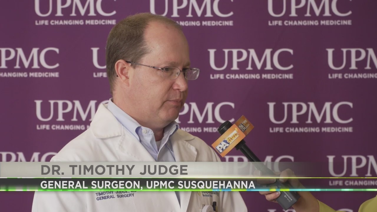 PA Live! UPMC (Hernia Surgery) June 4, 2019