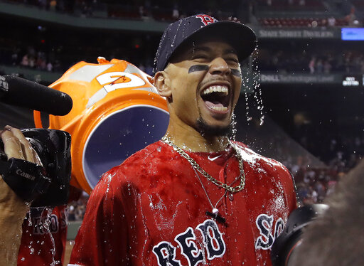 Mookie Betts